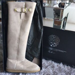 NEW NEVER USED Vince Camuto Knee Boots